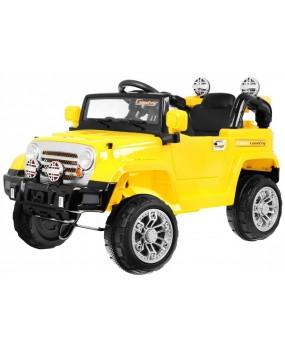 Elektrické autíčko Jeep JJ245 žlté